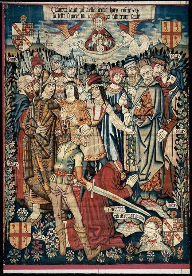 Martyrdom of Paul